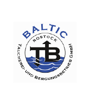Logo Baltic Taucher