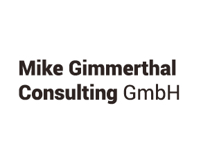 Logo Mike Gimmerthal Consulting